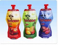Spout Pouch for Juice