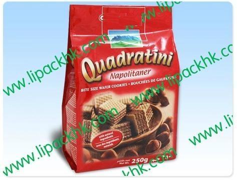 Quad Seal Bag - 250g  Snack Food  1