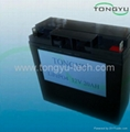 12V 17Ah Li-ion battery for UPS , Golf trolleys