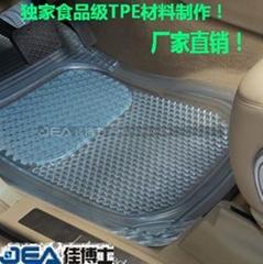 TPE汽车脚垫