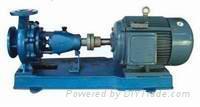 IR单级卧式热水循环泵