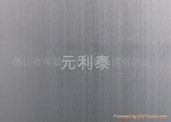 拉絲不鏽鋼卷(平)板