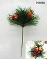 christmas flowers/christmas decorations