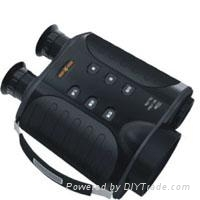 (IRT307) Portable Binocular IR Thermal Imager Camera