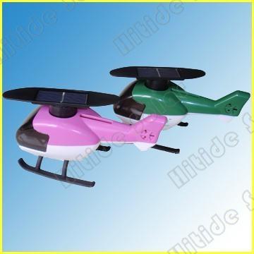 太陽能玩具小飛機 2