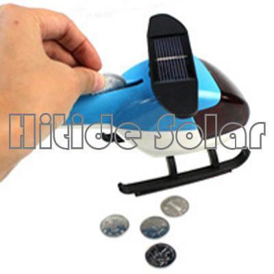太陽能玩具小飛機 3