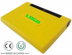 多功能應急手機太陽能充電器