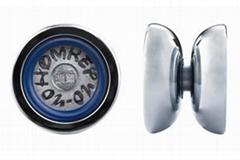 High end yoyo Aluminium body Concave ball bearing