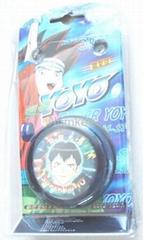 Super yo yo made of blastic printing logo promotional toys
