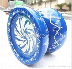 -NEW- Metal Feeling Plastic YOYO Precision Ball Bearing
