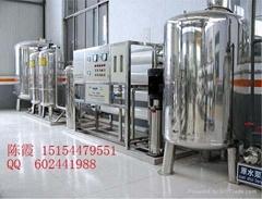 山东川一供应白酒勾兑用纯水设备