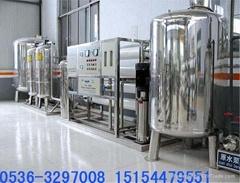 山东川一供应白酒生产用纯水设备