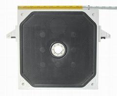 嵌入式隔膜濾板