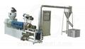 Air cooling system granulator machine