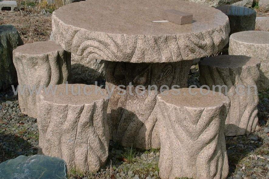 Garden Stone Furniture Yf Gf002 Ls China Other
