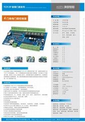 武汉TCP/IP 4门门禁控制器