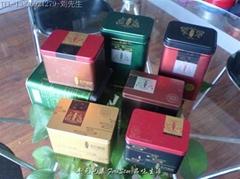 大量供應低價茶葉鐵盒