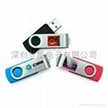 OEM swivel Gift USB Memory For Hot