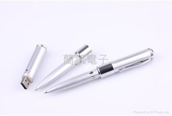六孔笔U盘 3