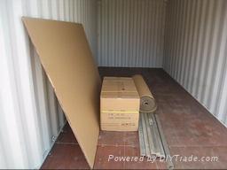 供应集装箱液袋运输 1