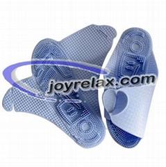 two way massage slipper