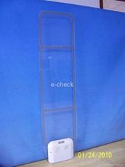 Transparent cystal EAS System RF ANTENNA