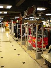 Anti-shoplifting EAS RF system