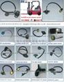 Forklift sensor