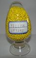 Golden Yellow plastic Masterbatch