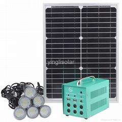 太陽能照明系統