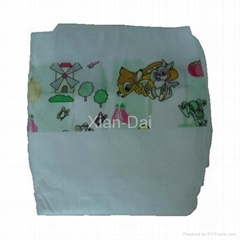 Hot Selling in Africa Baby Diaper