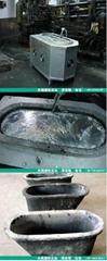 锌合金压铸机电炉