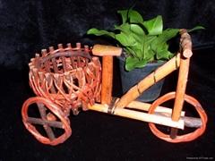 單車花欄 - 小