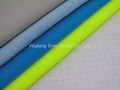 Conductive poly fabric