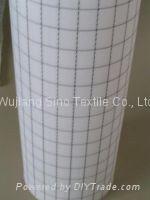 ESD fabric grid