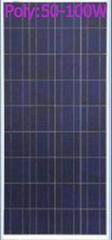 50-100W solar panel