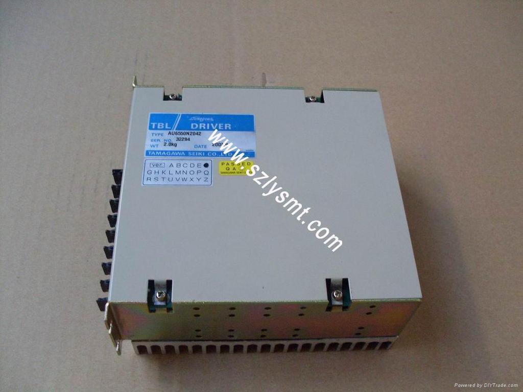 维修JUKI 775点胶机驱动器AU6550N2042 1