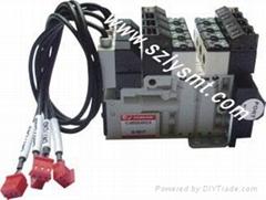 维修JUKI 2050真空电磁阀,KE2050真空电磁阀