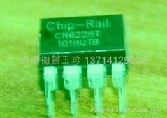 CR6228  兼容0B2358   0-18W电源IC现货