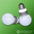 3W Cool White E27 LED Bulb,E26 LED Bulb