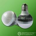 JDR LED Bulb,3W,Cool White