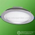 Warm White,LED Downlight,16w