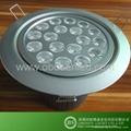 led downlight,15x1W