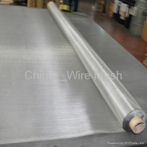 Stainless steel wire mesh