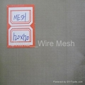 Stainless steel wire mesh 120 mesh 1