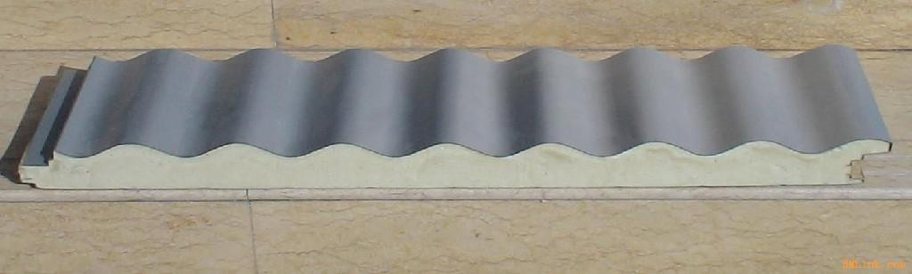 DW新型玻璃丝棉复合板 2