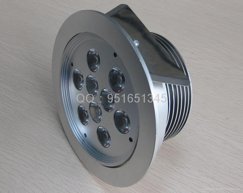 LED天花燈7*1W 1