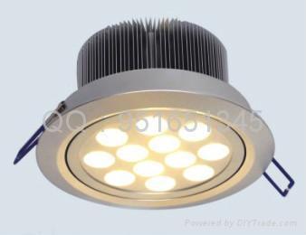 LED天花燈5*1W 4