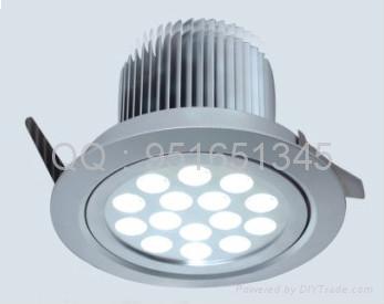 LED天花燈5*1W 5