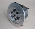 LED天花燈7*1W 3
